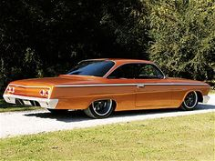 Muscle Car Dreaming - 62 Chevy