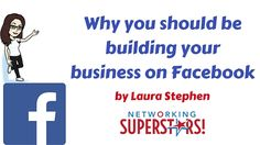 Why you should be building your business on Facebook