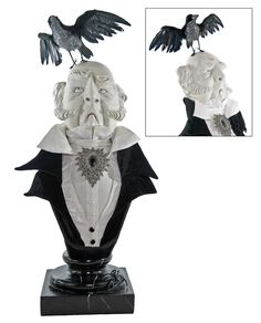 Master McIntire Bust from TheHolidayBarn.com