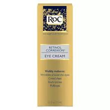 RoC Retinol Correxion Eye Cream at Walgreens. Get free shipping at $35 and view promotions and reviews for RoC Retinol Correxion Eye Cream