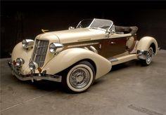 1935 AUBURN BOATTAIL SPEEDSTER RE-CREATION - Barrett-Jackson Auction Company