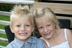 Liam og Vendelin