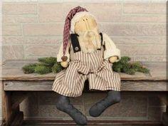 C1048 Rolly Polly Santa