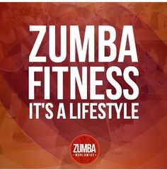 Zumba Lifestyle www.facebook.com/FitnessWithZoeCurtis