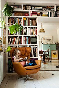 ¡Qué no falten los libros en casa!   Etxekodeco