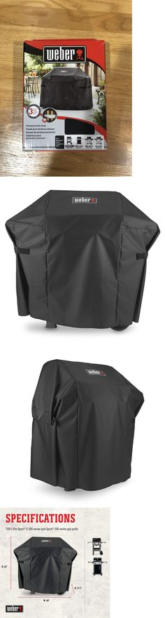 Barbecue And Grill Covers 79686 Weber 7139 Gas Grill Cover For Spirit Ii 300 Series Spirit 300 200 Series Buy It N Gas Grill Covers Grill Cover Gas Grill