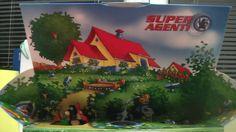 Super Agenti Diorama 2004 Retro Hračky Kinder Surprise Vajíčka s prekvap...