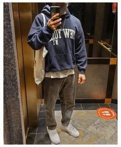 Mode Outfits, Retro Outfits, Vintage Outfits, Stylish Mens Outfits, Casual Outfits, Men Casual, Mode Man, New Mode, Sneakers Mode