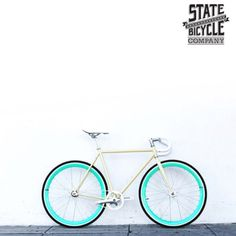 Fixies: State Bicycles