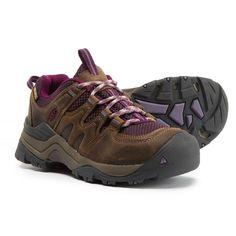c0bbb93f9f92 Keen Womens Gypsum II Low Waterproof Trail Hiking Boots Shoes Size 8.5  KEEN   HikingBoots  WalkingHikingOutdoor