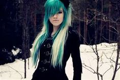 green blue hair - Bing Images