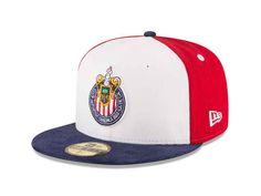 Las gorras New Era se engalanan y ahora hicieron alianza con las Chivas del Guadalajara. Las gorras de Chivas marcan un parte aguas para New Era México.