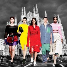 Happy #MFW! Follow EIC @noreen_flanagan and check out the best runway and BTS moments from #Milan!   via FASHION CANADA MAGAZINE OFFICIAL INSTAGRAM - Fashion Campaigns  Haute Couture  Advertising  Editorial Photography  Magazine Cover Designs  Supermodels  Runway Models