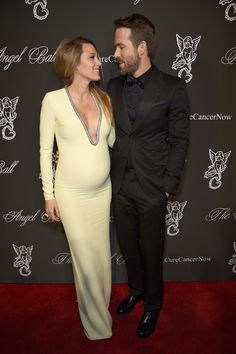 Blake Lively e Ryan Reynolds (Foto: Getty Images)