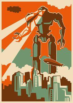 Evil Robot. on Behance   Radoman Durkovic