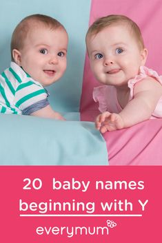 20 Youthful Baby Names Beginning With The Letter Y. Names beginning with Y are varied and many, but we have narrowed it down to the more usable names out there and there really are a few gems on the list! Don't take our word for it, check it out for yours Celtic Baby Names, Irish Baby Names, Vintage Baby Names, Unique Baby Names, Celebrity Baby Names, Celebrity Babies, Names Beginning With Y, The Letter Y, Name Inspiration