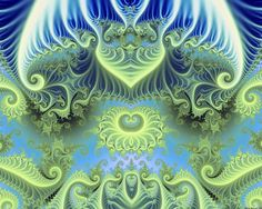 Fractal art work by Sven Geier