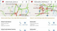 Google Maps swaps MLK Day for Confederate holiday in several Southern states Read more Technology News Here --> http://digitaltechnologynews.com  It's Martin Luther King Jr. Day across the United States but if you're searching Google Maps for businesses in three states that's not the holiday that comes up.  SEE ALSO: The internet just can't believe what this Mississippi city calls MLK Day  Three southern states  Alabama Arkansas and Mississippi  combine the observed King holiday with a…