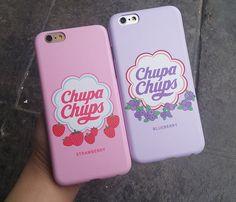 Imagen de case, chupa chups, and phone case