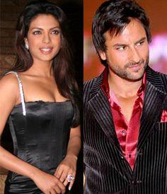 Priyanka Chopra will now be seen romancing Saif Ali Khan