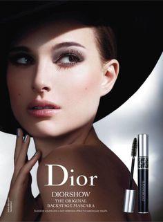 Natalie Portman Dior Spring Summer 2013 Ad Campaign   FashionMention