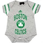 Boston Celtics Baby Body Suit...this would be cute to give the hubby when I tell him we are pregnant...someday:)