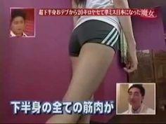 Easy for lower-body obesity 【人気上昇↑↑】簡単ダイエット下半身おデブ→準ミス日本へ劇的変化☆