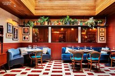 12 NYC Restaurants Serve Up Hot Design