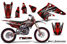 Kawasaki KX250F 2004-2005 Graphics Kit Motorcycle, Graphics, Kit, Vehicles, Motorbikes, Graphic Design, Motorcycles, Car, Printmaking