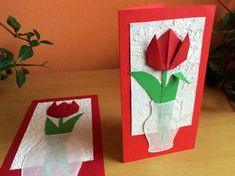 Tulipány – origami