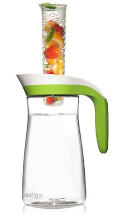 NEW AUTOSEAL® Pitcher Set with Infuser & Ice CoreHome| Contigo®