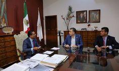 Continúa Silvano Aureoles gestión de recursos para seguridad en Michoacán