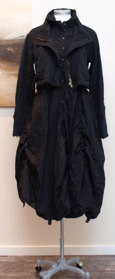 rundholz black label - Kurzjacke Sweat schwarz - Winter 2013