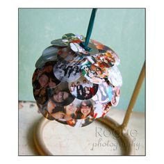 Summer Vacation  Unique Photo Ornament  Custom by tipsywhimseyart, $50.00