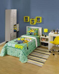 Lançamento!!! Chegou a nova coleção Minions na CasaDevita!!!  Inspirada no novo filme dos Minions lançado na última semana, a Lepper criou a nova coleção de roupa de cama Minions, com cores e estampas novas que trazem para o quarto do seu filho um toque especial na decoração. Acesse nosso blog e saiba mais: http://casadevita.tumblr.com/post/123030444580/lancamento-chegou-a-nova-colecao-minions-na