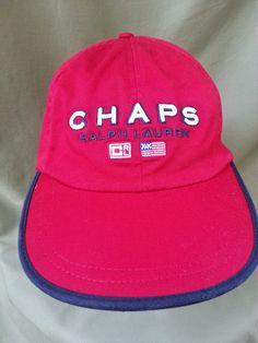 ec9eaa6d59d Chaps Ralph Lauren Flex Fit Hat