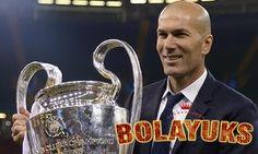 Prioritas Real Madrid Adalah Kontrak Baru Zidane - Bolayuks News