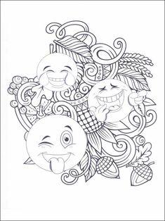 Coloriage Emoji Mandala.14 Best Emoji Emoticons Images Emoji Emoticons Smileys Merry