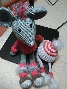 Hračky - Cukríková Myška - 5190474_