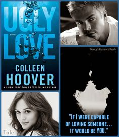 Nancy's Romance Reads: Book Review: UGLY LOVE by Colleen Hoover