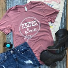 New! Heifer Please