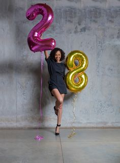 #StyleBlogger #African #Fashion #Trends #CarlaFernandes #FoilBalloons #BirthdayShoot Carla XIII blog by Carla Fernandes | www.carlaxiii.com Foil Balloons, Make Your Mark, African Fashion, The Twenties, Birthday, Blog, Fashion Trends, African Wear, Birthdays