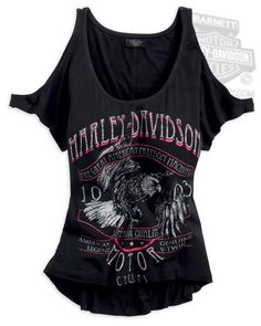 Official site of Harley-Davidson Motor Company. Check out current Harley motorcycles, locate a dealer, & browse motorcycle parts and apparel. Harley Davidson Womens Clothing, Harley Davidson Gear, Classic Harley Davidson, Harley Gear, Harley Shirts, Motorcycle Style, Motorcycle Fashion, Motorcycle Wear, Biker Wear
