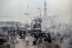 Mosa'ab Elshamy Egypt Clashes on 14 August 2013