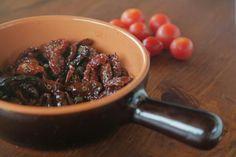 Pomodoro ciliegino secco sott'olio