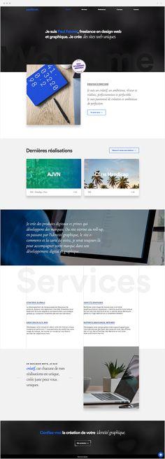 Paul Faivret | Graphic Designer French Websites, Web Design, Graphic Design, Motion Design, Creative Director, Branding, Design Web, Brand Management, Identity Branding