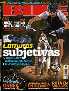Revista de periodicidade mensual adicada ás bicis de montaña. http://www.motorpress-iberica.es/area-de-deportes/mountain-bike/