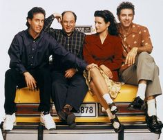 Seinfeld cumple 25 años: sus frases más recordadas | RollingStone Argentina