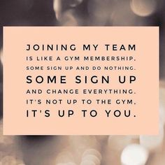 """Maybe you're hesitant to join my R+F team because you know someone ELSE who joined, and it just """"didn't work for them.""""   That wasn't the case.   Think about it, and let's look at 2017 as being the year you made the choice that changed your life. If you're willing to do the work, then I'm willing to help. #lifechangingskincare"""