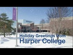 Holiday Greetings 2012 from Harper College